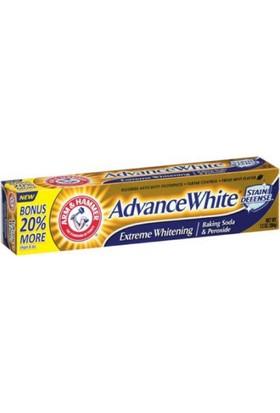 Arm & Hammer Advance White 7.2 oz diş macunu 204 gr