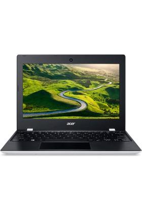 "Acer AO1-132-C4RS Intel Celeron N3060 2GB 32GB eMMC Windows 10 Home 11.6"" Taşınabilir Bilgisayar NX-SHPEY-002"