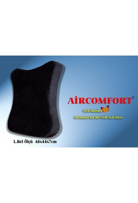 Air Comfort Sirt-Bel-Ense Pillows Kelebek (L Beden)