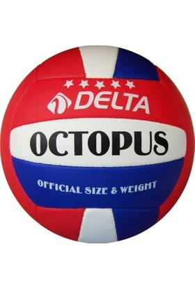 Delta Octopus El Dikişli Voleybol Topu