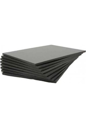 İdora Fotoblok 35 x 50 cm - Siyah - 5 mm (5'li Paket)