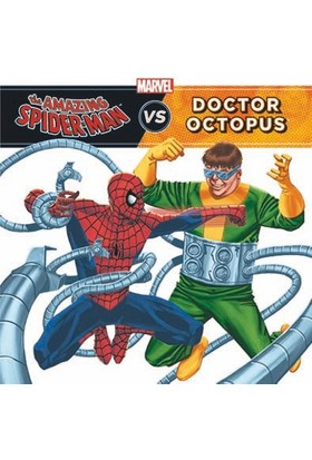 Marvel Amazing Spider-Man Vs Doctor Octopus