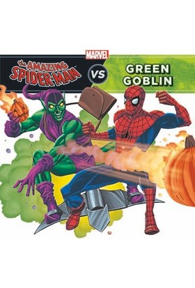 Marvel Amazing Spider-Man Vs Green Goblin