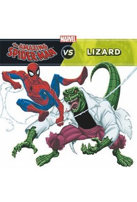 Marvel Amazing Spider-Man Vs Lizard