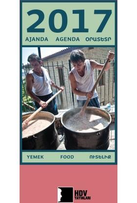 2017 Ajanda: Yemek