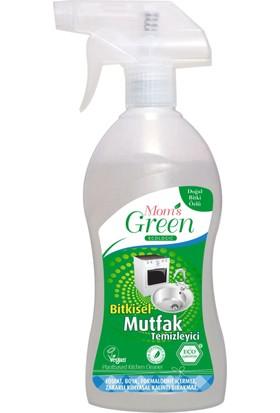 Mom's Green Organik Portakal Özlü Yağ Çözücü Sprey 500 ml