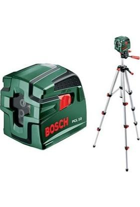 Bosch Pcl 10 Set Çapraz Çizgili Hizalama Lazeri 10 Metre