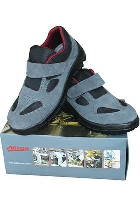 Astor İş Ayakkabısı Süet 45 Numara