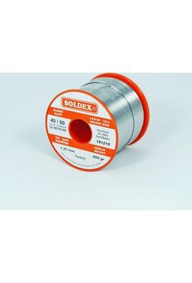 Soldex 1.6 Mm 500 Gr Lehim Teli Sn40 Pb60