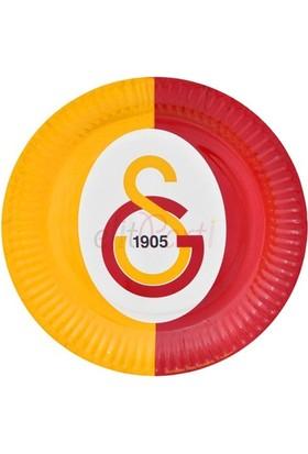 Elitparti Galatasaray Lisanslı Tabak (8 Adet)