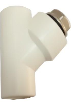 Evs Plastik Pislik Tutucu Filitre 25 Mm(3/4)
