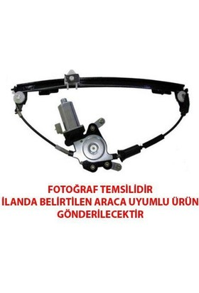 Nettedarikcisi Toyota Corolla Ae 100/110 93-97 Ön Sol Elektrikli Cam Krikosu Motorlu