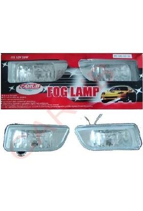 Carub Corolla Sis Lambası Sis Farı 92 - 97 Arası Beyaz Takımı