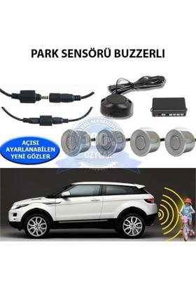 Nettedarikcisi Park Sensörü Ses İkazlı Buzzerlı Gri Sensör