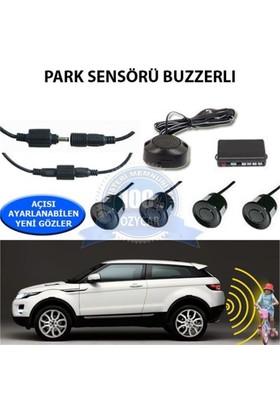 Nettedarikcisi Park Sensörü Ses İkazlı Buzzerlı Siyah Sensör