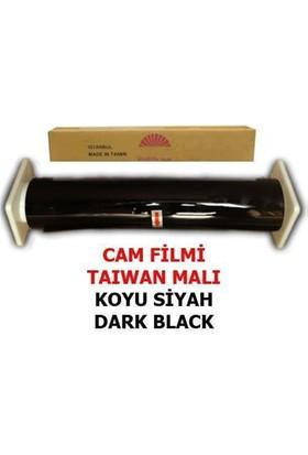 Nettedarikcisi Cam Filmi Normal %15 Koyu Siyah ( Dark Black ) 75Cm * 60M