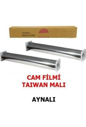 Nettedarikcisi Cam Filmi Normal Aynalı 50Cm * 60M