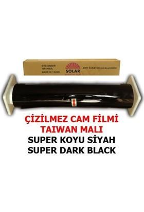 Nettedarikcisi Cam Filmi Çizilmez %05 Süper Koyu Siyah ( Super Dark Black ) 50Cm * 60M