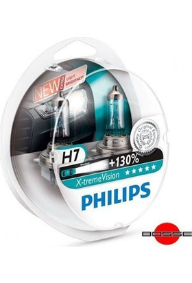Nettedarikcisi Philips H7 X Treme Vision Far Ampülü %130 Fazla Işık