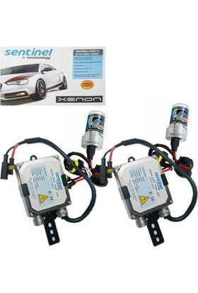 Sentinel H1 4300K Xenon Far Kiti Canbus 12 V