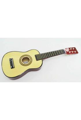 Çocuk Gitarı Ahşap Naturel U202-BR Gonzales