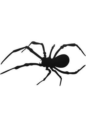 Nettedarikcisi Ozy Örümcek Araba Oto Sticker ( 6,5Cm * 12,5Cm )