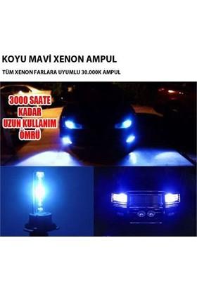 Nettedarikcisi H3 30000K Koyu Mavi Xenon Far Ampulü