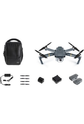DJI Mavic Pro Drone Ekstra Bataryalı (Fly More Combo Set )