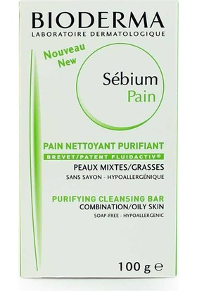 Bioderma Sebium Purifying Bar Sabun 100gr