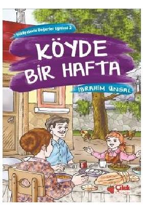 Köyde Bir Hafta-İbrahim Ünsal