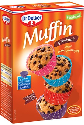 Dr.Oetker Çikolatalı Muffin 345 Gr