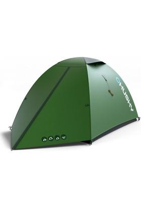 Husky Bret 2 Kişilik Yeşil Kamp Çadırı