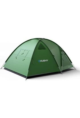 Husky Bigless 5 Kişilik Yeşil Kamp Çadırı