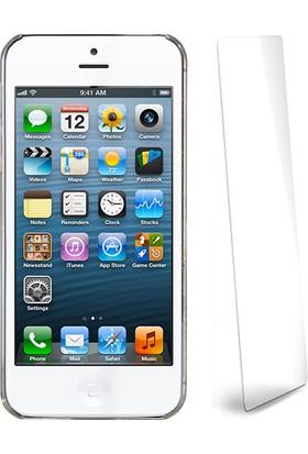Fuqqa Apple İphone 5 Ekran Koruyucu Filmi