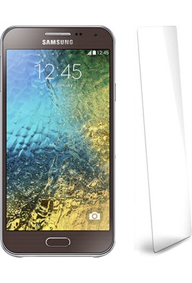 Fuqqa Samsung Galaxy E5 Ekran Koruyucu Filmi