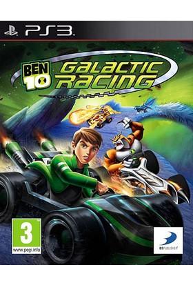 Ben 10 Galanctıc Racing Ps3