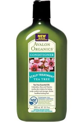 Avalon Organics Organik Çay Ağacı Özlü Saç Kremi 325 ml.