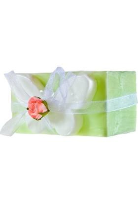 Organique Doğal Sabun Yeşil Kelebek 120 gr.