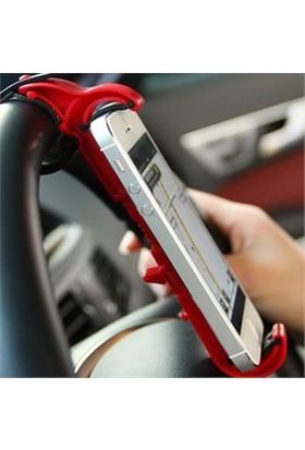 Helen's Car Care Direksiyon Arası Telefon Tutucu
