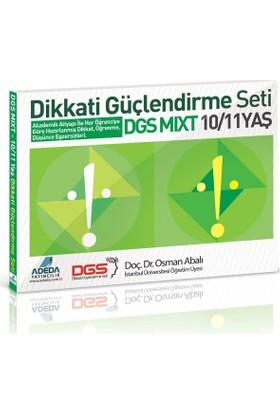 Dikkati Güçlendirme Seti Mixt 10-11 Yaş - Osman Abalı