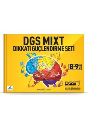 Dikkati Güçlendirme Seti Mixt 8-9 Yaş - Osman Abalı