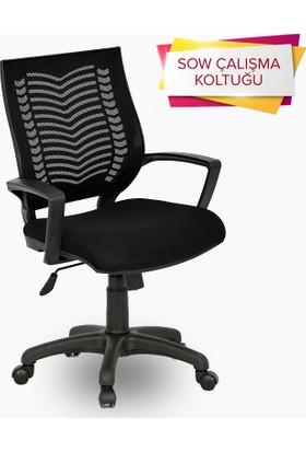 Merkezpazar Ofis Koltuğu Yönetici Koltuğu Çalışma Koltuğu Ofis Sandalyesi Sow