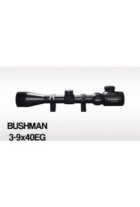 Bushman 3-9x40 Tüfek Dürbünü