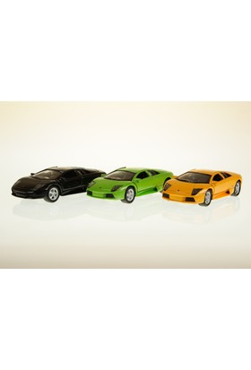 Welly Lamborghini Murcielago - 3'lü Set