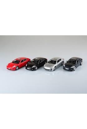 Rmz City Porsche Panemera Turbo - 4'lü Set