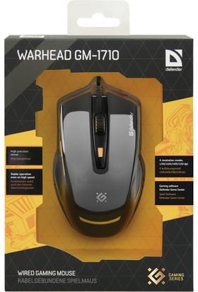 Defender GM-1710 Warhead Kablolu Oyuncu Mouse 52710