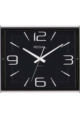 Regal Metal Kasalı Duvar Saati 3205B