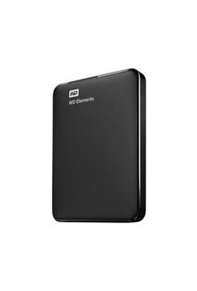 """Wd 1Tb 2,5"""" Exclusive Edition 3 Yıl Garanti + Taşıma Kılıflı Usb3.0 Siyah Taşınabilir Disk (Wdbhhg0010Bbk-Eesn)"""