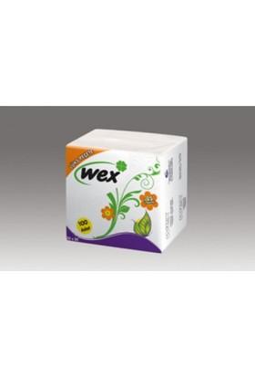 Wex Peçete 30X30 Cm 100 Lü(24 Paket)