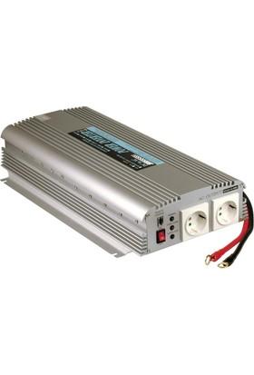 Linetech 1700 Watt 12 Volt 220 Volt Inverter 424737